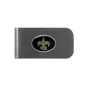 New Orleans Saints Sports Team Logo Bottle Opener Money Clip