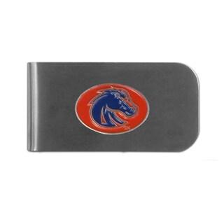 Boise State Broncos Sports Team Logo Bottle Opener Money Clip