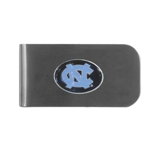 North Carolina Tar Heels Sports Team Logo Bottle Opener Money Clip