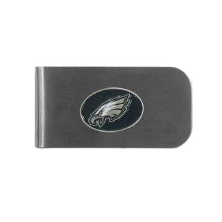 Philadelphia Eagles Sports Team Logo Bottle Opener Money Clip