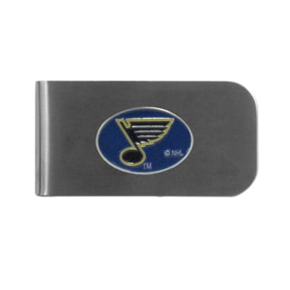 St. Louis Blues Sports Team Logo Bottle Opener Money Clip