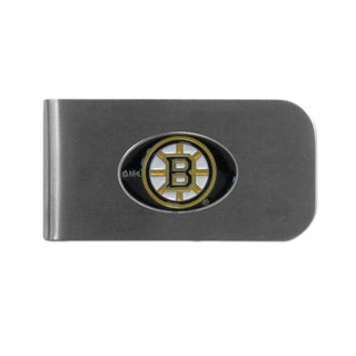 Boston Bruins Sports Team Logo Bottle Opener Money Clip