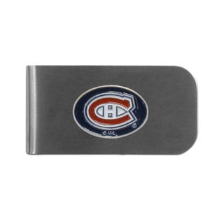 Montreal Canadiens Sports Team Logo Bottle Opener Money Clip