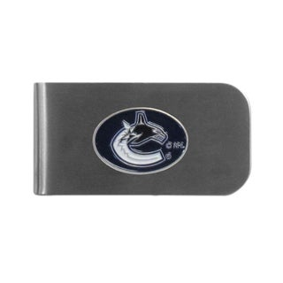 Vancouver Canucks Sports Team Logo Bottle Opener Money Clip