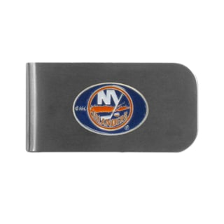 New York Islanders Sports Team Logo Bottle Opener Money Clip