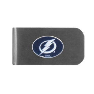 Tampa Bay Lightning Sports Team Logo Bottle Opener Money Clip