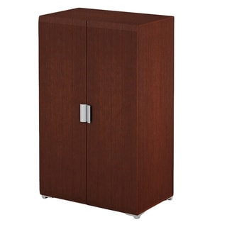 2-door Royal Cherry Storage Cabinet