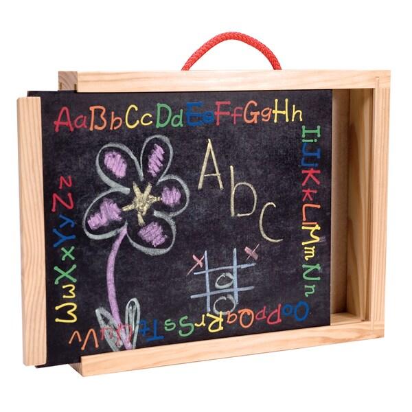 Schylling Chalk Board Brief Case