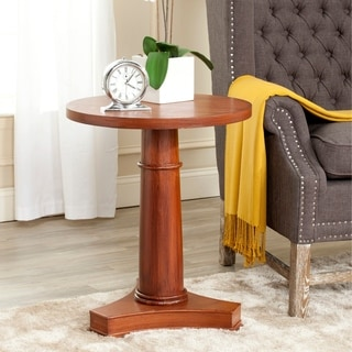 Safavieh Tanner Brown End Table