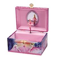 Schylling Irides Ballerina Jewelry Box