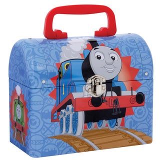 Schylling Thomas The Train Domed Keepsake Box