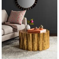 Safavieh Miriam Gold Coffee Table