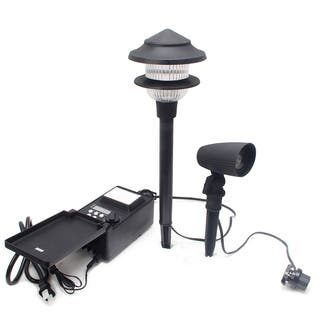 Wired Path Lights | Buy Pathway Lighting Wired Landscape Lighting Online At Overstock