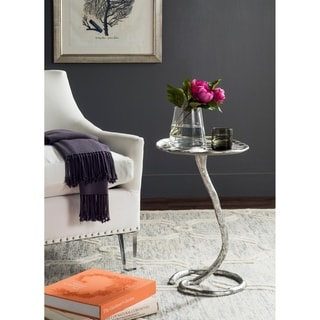 Safavieh Mina Silver Side Table