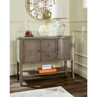 Safavieh Gemma Grey 2-drawer Storage Chest