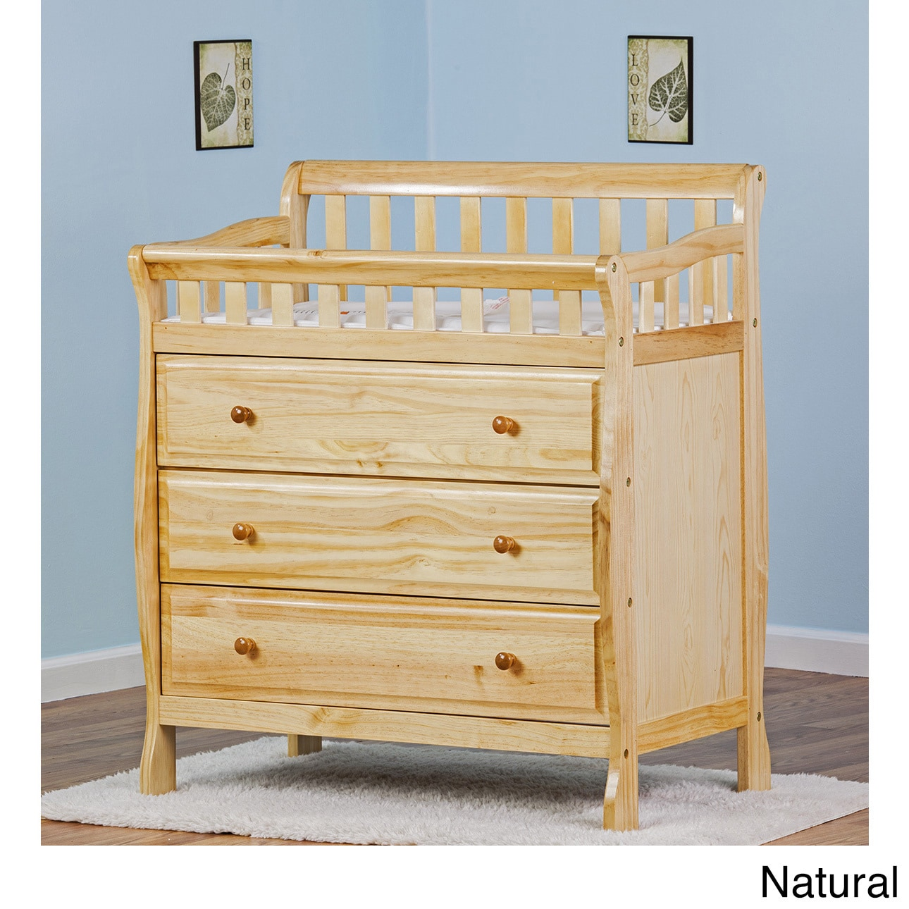 Image of: Baby Diapering Dream On Me Marcus Changing Table And Dresser Baby Diapering