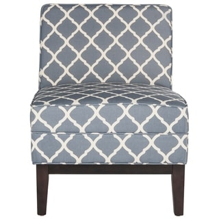 Safavieh Armond Navy Accent Chair