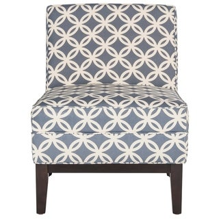 Safavieh Armond Blue Accent Chair