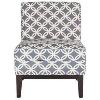 Safavieh Armond Blue Accent Chair