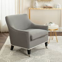 Safavieh En Vogue Dining Barlow Granite Arm Chair