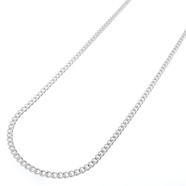 Sterling Silver Chains Solid 16 in 4 mm 10mm Flat Band