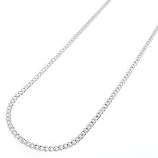 "Sterling Silver Italian 2mm Cuban Curb Link ITProlux Solid 925 Necklace Chain 16"" - 30"""