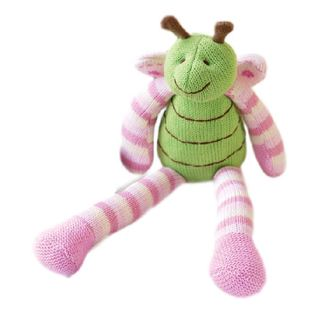 Musical Knit Butterfly