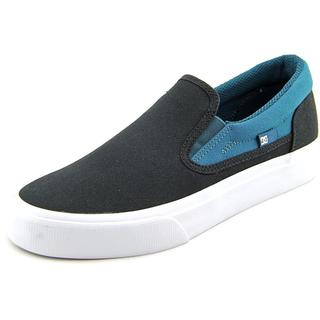 DC Shoes Women's 'Trase Slip-On TX' Canvas Athletic