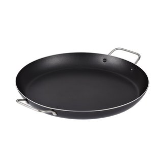 Cook N Home 15-inch Nonstick Paella Pan