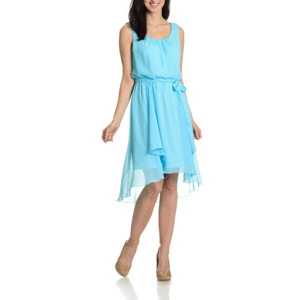 Rabbit Rabbit Rabbit Women's Flowy Sleeveless Dress