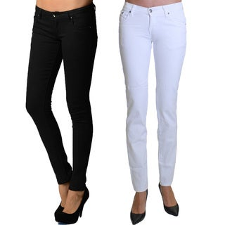 Dinamit Juniors 5 Pocket Skinny Uniform Pant (2 Pack) (Option: 5)