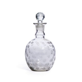 Dotted Decanter