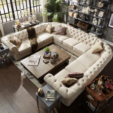 Buy Bonded Leather Sectional Sofas Online at Overstock | Our ...