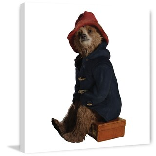 Marmont Hill 'Picture Perfect' Paddington Bear Painting Print on Canvas