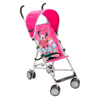 Disney Umbrella Stroller with Canopy in All About Minnie|https://ak1.ostkcdn.com/images/products/11408880/P18373491.jpg?impolicy=medium