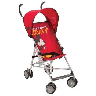 Disney Umbrella Stroller with Canopy in All About Mickey