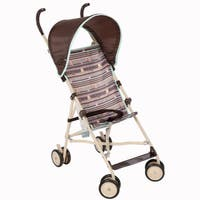 Disney Umbrella Stroller with Canopy in My Hunny Stripes