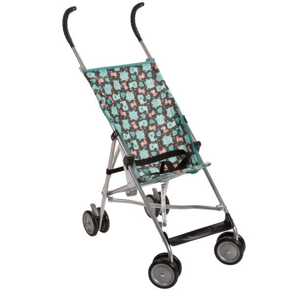 Cosco Umbrella Stroller without Canopy in Sleep Monsters ...