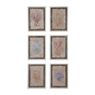 Guildmaster Coral Studies Wall Art