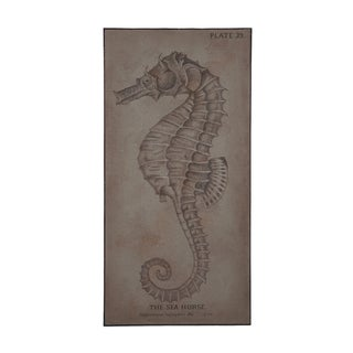 Guildmaster The Sea Horse Wall Art
