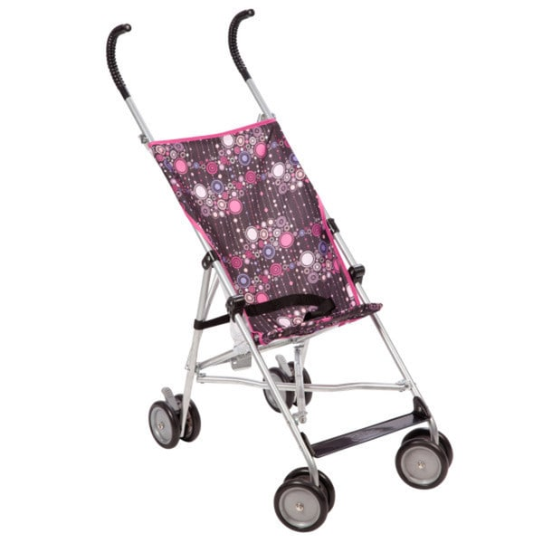 Cosco Umbrella Stroller Without Canopy In Beads Girl