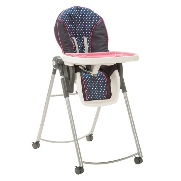 Shop Carter S Adjustable High Chair In Cute As A Hoot