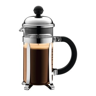 Bodum 1923-16US4 12-ounce Chambord French Press Coffee Maker