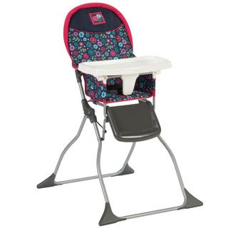Cosco Simple Fold in Flower Garden High Chair