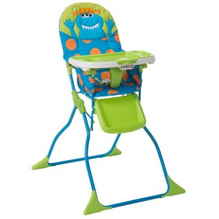 Cosco Simple Fold Deluxe High Chair in Syd