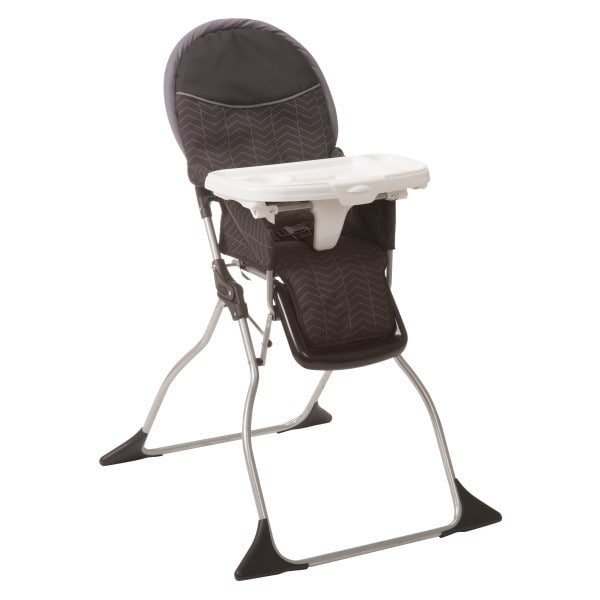 Cosco Simple Fold Deluxe High Chair in Black Arrows (Blac...