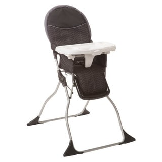 Cosco Simple Fold Deluxe High Chair in Black Arrows