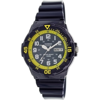 Casio Men's Blue Plastic Core MRW200HC-2BV Quartz Watch