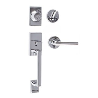 Sure-Loc Modern Front Entrance Handleset