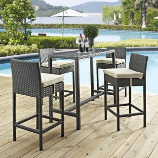 Stopover 5-piece Outdoor Patio Pub Set